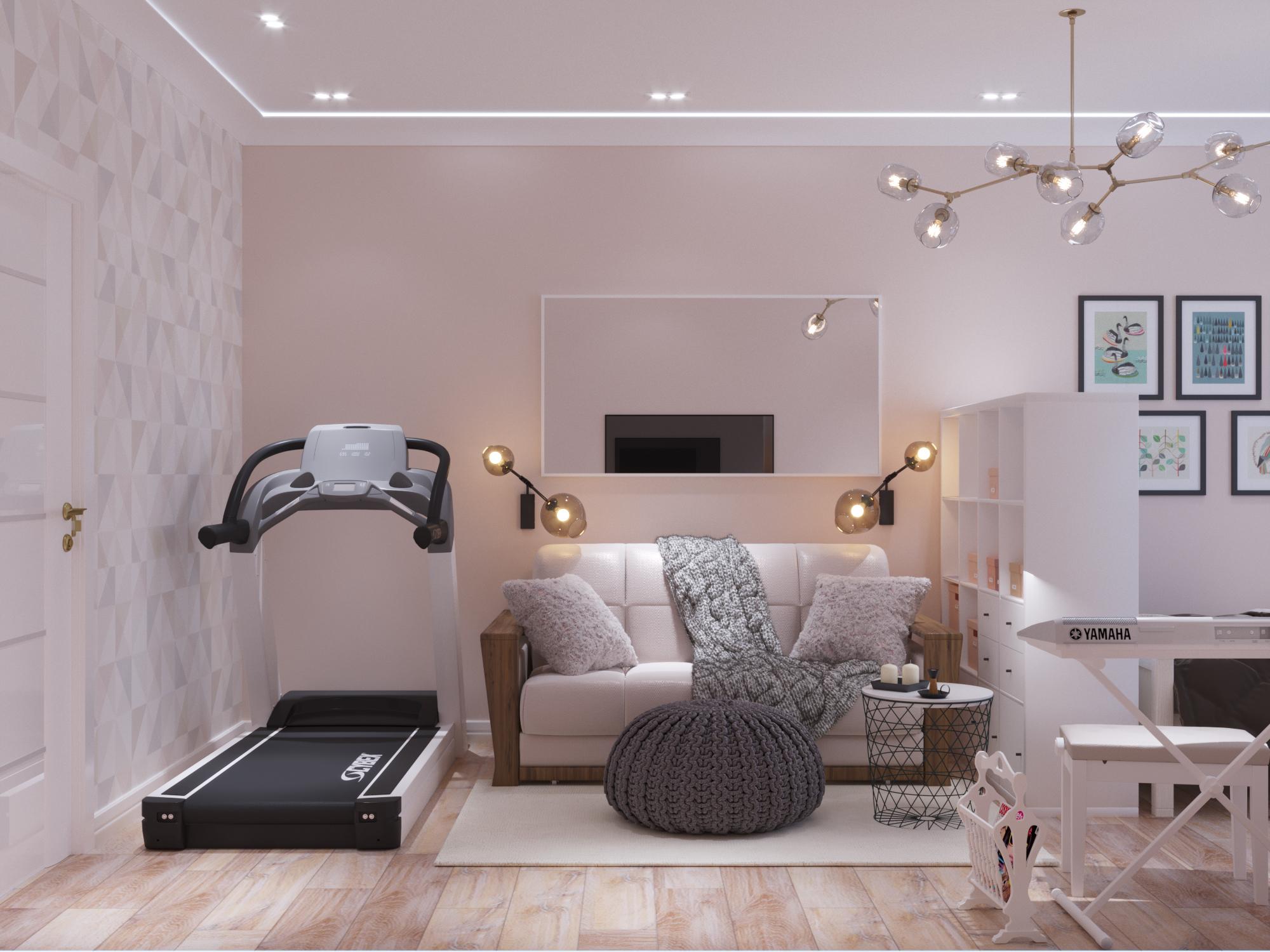 Спальня-1
